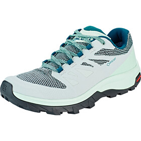 Salomon Outline GTX Sko Damer, pearl blue/icy morn/reflecting pond